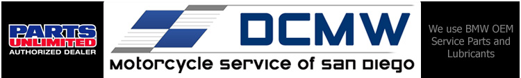 DCMW Motorcycle Service of San Diego